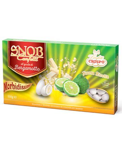 Confetti Crispo Snob Bergamotto 500 gr