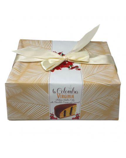 Colomba Cioccolato e Cocco Virginia 850Gr