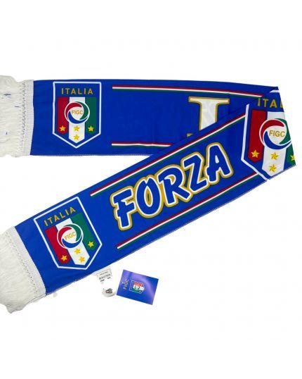 Sciarpa Raso Italia Forza Azzurri