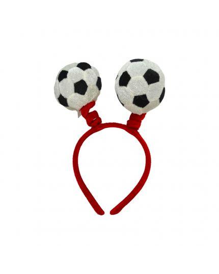 Cerchietto per Capelli con Palloni Calcio