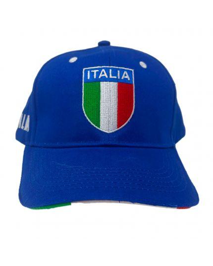Cappellino Baseball Italia Azzurri