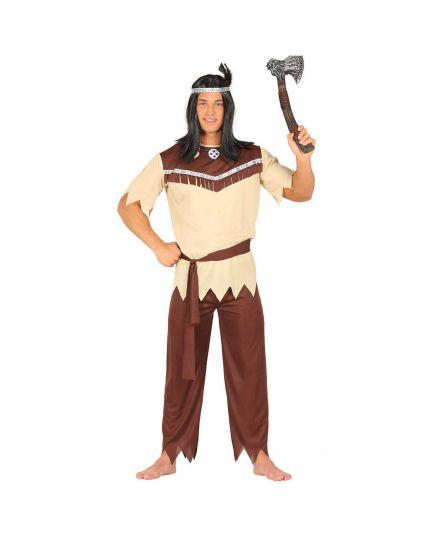 Costume Indiano d'America Uomo