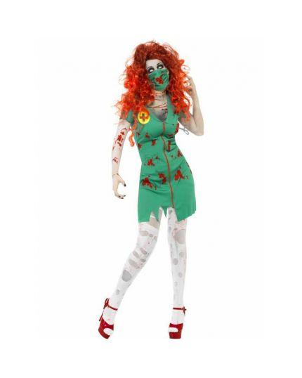 Costume Infermiera Zombie Donna