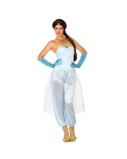 Costume Principessa Orientale Jasmine Donna