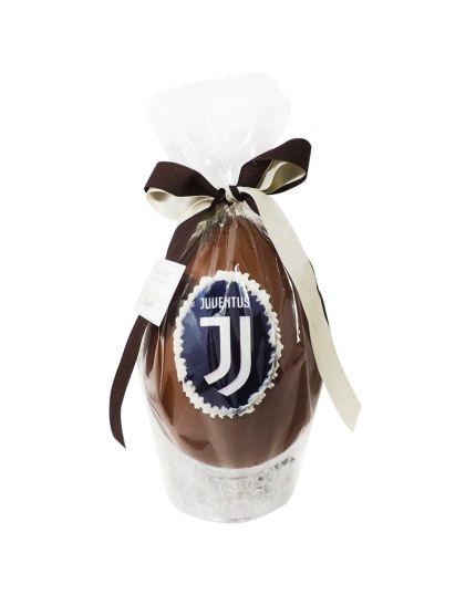 Uovo Pasqua Artigianale Personalizzabile Varie Dimensioni Juventus