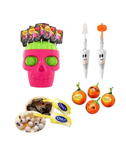 Kit Halloween Dolcetto o Scherzetto Caramelle e Cioccolatini