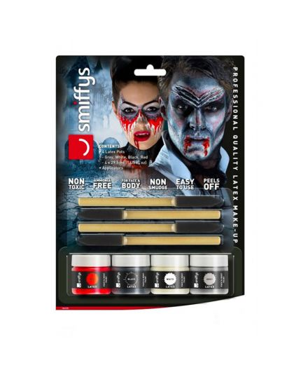 Kit Lattice Liquido per Make Up Vampiro