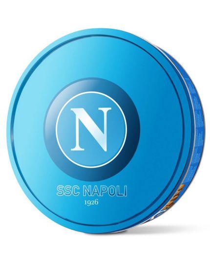 Scatola Latta Biscotti SSC Napoli Playtime 454gr