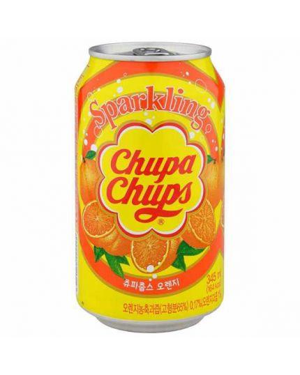 Lattina Chupa Chups Sparkling Arancia 345ml