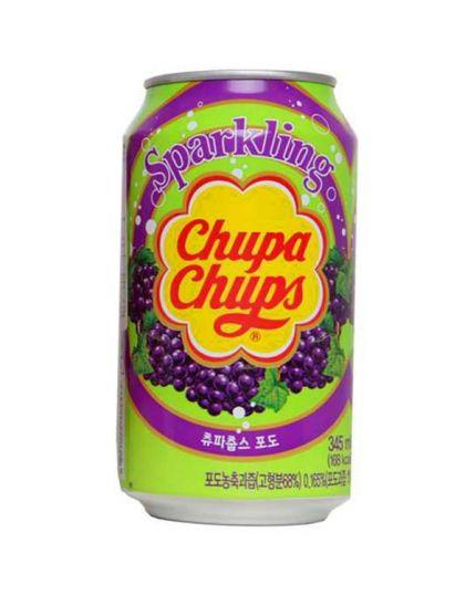 Lattina Chupa Chups Sparkling Uva 345ml