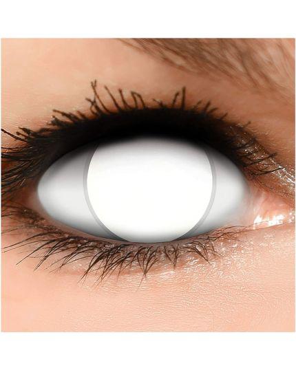 Lenti a Contatto Settimanali Total White Blind Visible