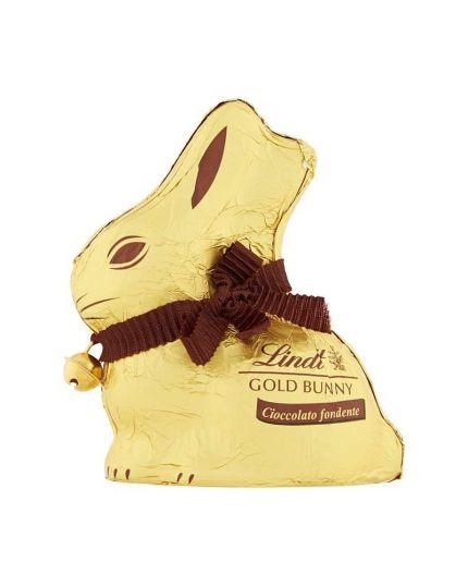 Coniglietto Gold Bunny Lindt Fondente 100gr