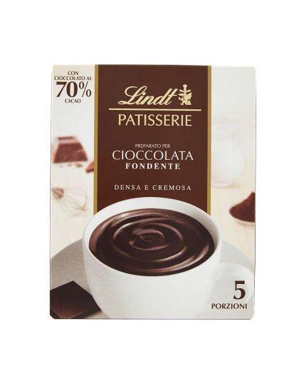 Preparato per Cioccolata Fondente Lindt 100gr
