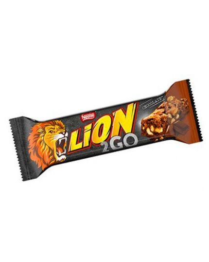 Barretta Lion 2 Go Chocolate 33gr