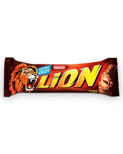 Barretta Lion Extra Crispy 41gr