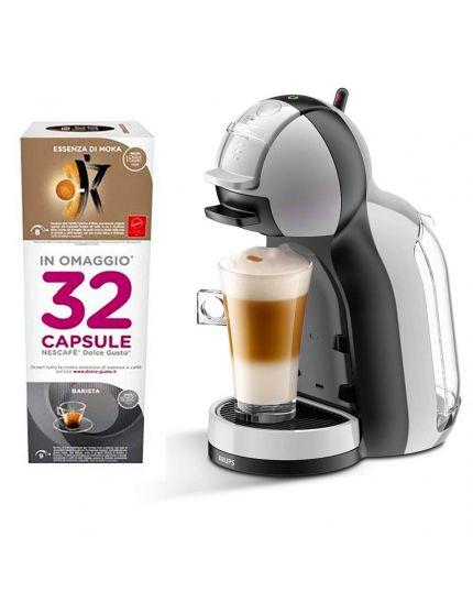 Macchina Caffè MINI ME Nescafè Dolce Gusto con 32 Capsule