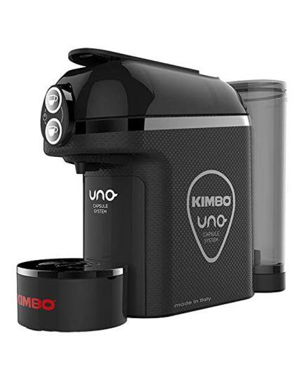 Macchina Caffè Kimbo Minicup Capsule UNO System Black