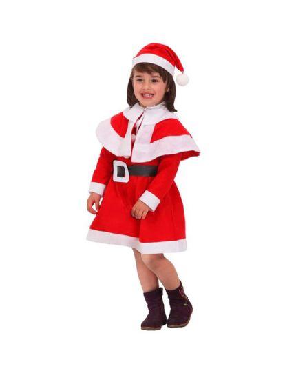 Costume Mamma Natalina Bambina