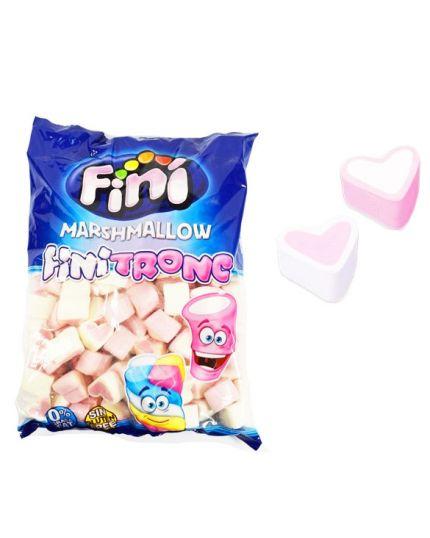 Marshmallow Cuori Rosa Fini 1Kg