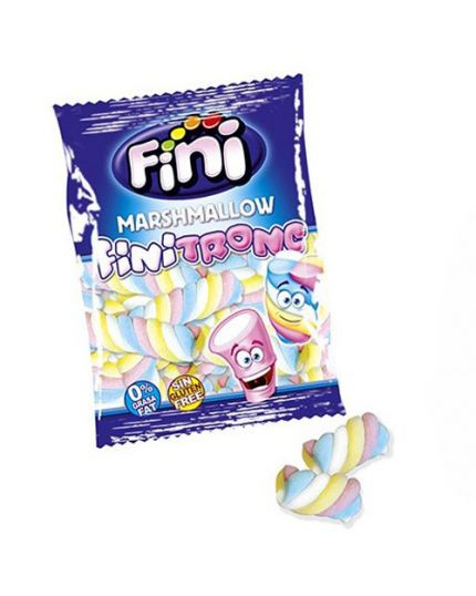 Marshmallow Finitronc Twist Multicolor Fini 1Kg