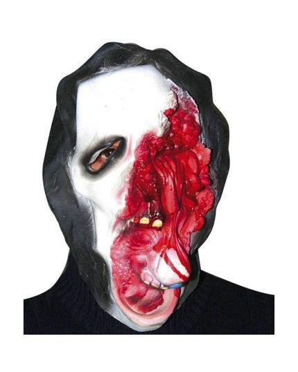 Maschera Lattice Mostro Bruciato