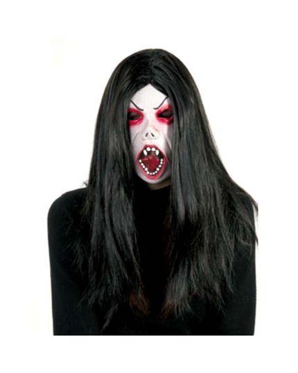 Maschera da vampiro per Halloween