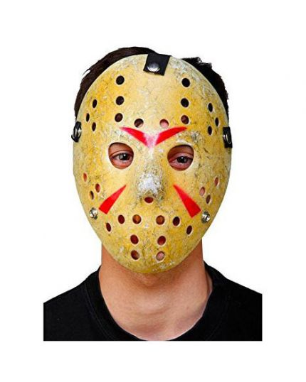 Maschera Jason Hockey Rigida