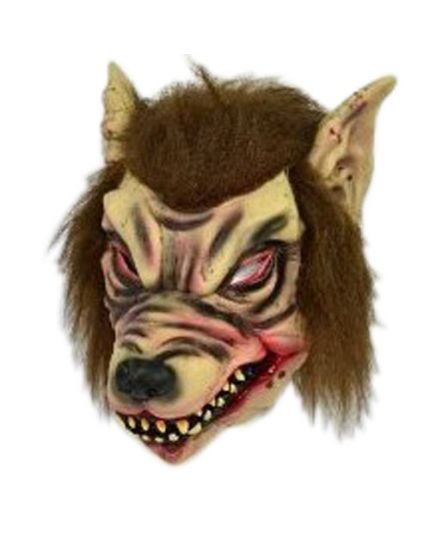 Maschera Lattice Lupo Mannaro Horror