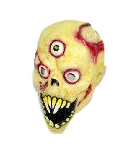 Maschera Lattice Mostro a 3 Occhi