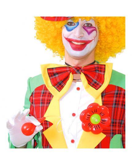 Maxi Fiore Clown con Spruzzo