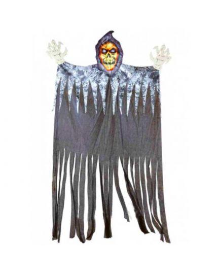Tenda Gigante Teschio Halloween 300cm