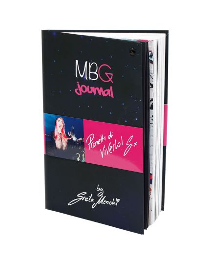 Agenda Greta Menchi MBG Journal
