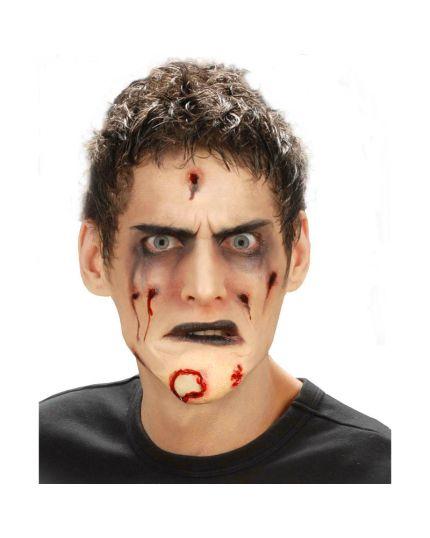 Effetto Speciale Mento da Zombie