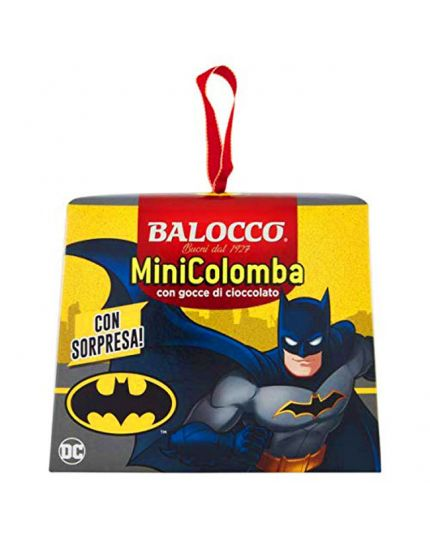 Mini Colomba Batman Balocco 100gr