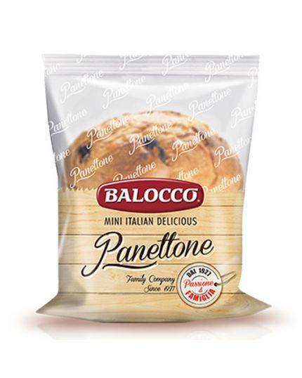 Mini Panettone Classico Balocco in Bustina 80gr