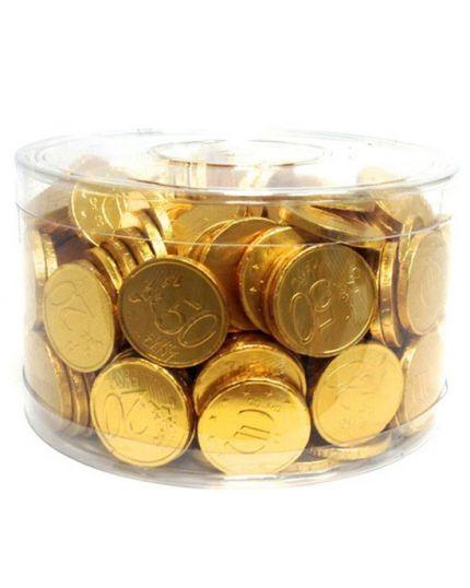 Monete Cioccolato 20 e 50 Centesimi al Latte 1 Kg