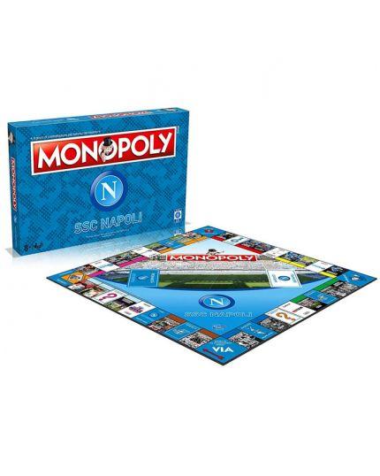 Gioco Tavolo Monopoly Napoli Ufficiale