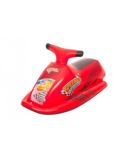 Moto D'Acqua Gonfiabile Speedway Friends 89x46 Cm