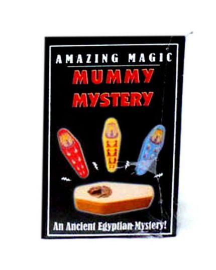 Trucco Magia Mummy Mystery
