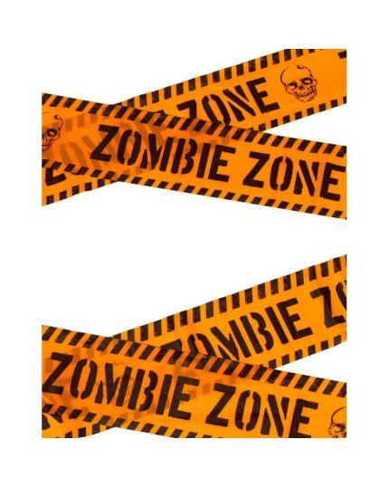 Nastro Marcatura Zombie Zone