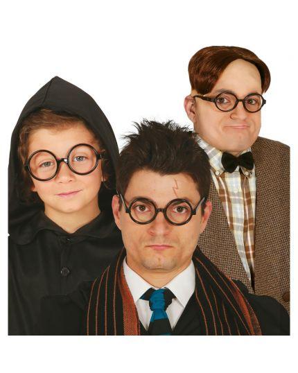 Occhiali Senza Lenti Rotondi Neri Maghetto Harry Potter o Studente