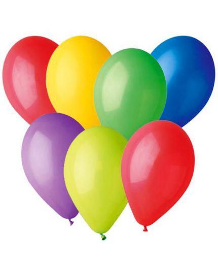 Palloncini Lattice Colorati Medi 100pz