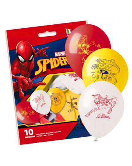 Palloncini Lattice Spiderman