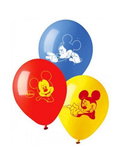 Palloncini Lattice Medi Mickey Mouse Topolino