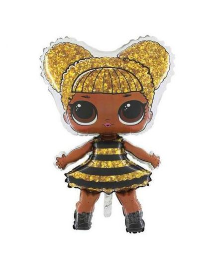Palloncino Mylar Lol Surprise Queen Bee
