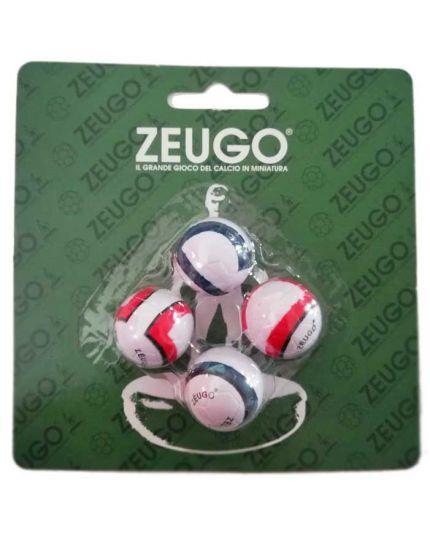 Zeugo 4 Palloni Standard 2 Colori