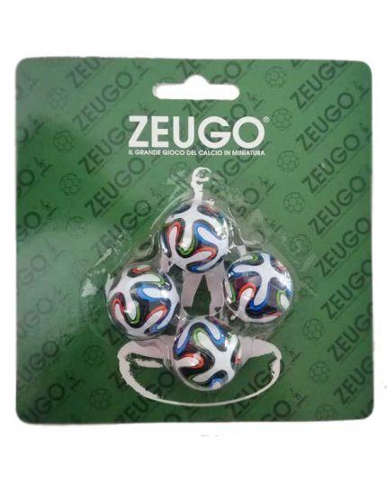 Zeugo 4 Palloni Standard 3 Colori