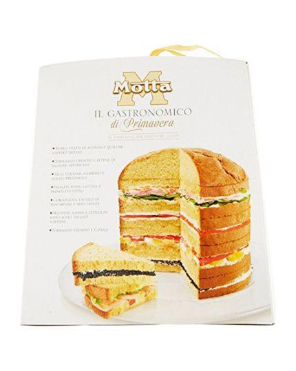 Panettone Gastronomico Motta 700gr