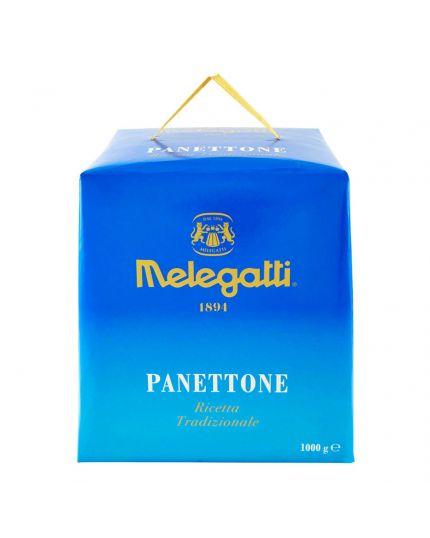 Panettone Tradizionale Melegatti 1 Kg