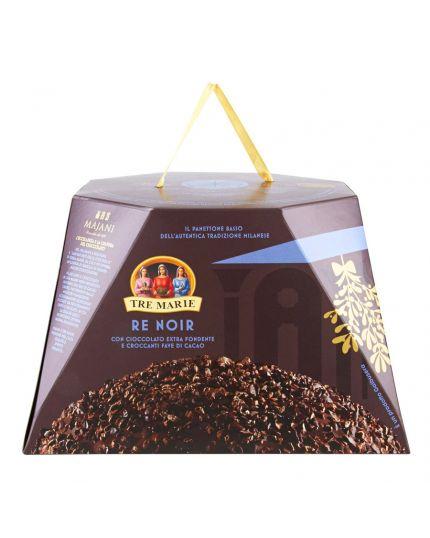 Panettone Cioccolato Fondente Re Noir Tre Marie 900gr